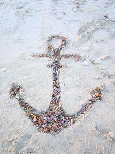 Anchor dropped summer beach, summer of love, summer vibes, happy summer, style