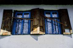 Blue window, Birgi, 2014.