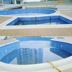 Mazhar Başoğlu inşaat havuz