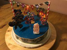 Skylander Torte