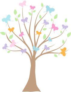 Bellos Pajaritos: Invitación, Caja, Imágenes y Fondos para Imprimir Gratis. Butterfly Tree, Butterfly Clip Art, Butterflies, Wallpaper Backgrounds, Iphone Wallpaper, Wallpapers, Diy And Crafts, Arts And Crafts, Cute Images