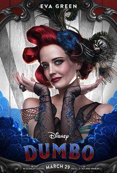 Devito Burton Disney FREE P+P CHOOSE YOUR SIZE DUMBO Poster NEW 2019 Hit Movie