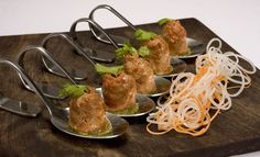 Luscious starters for your wedding by YUNA Weddings