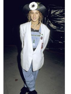 Sarah Jessica Parker's style evolution is worth every click.