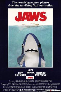 Left Shark Jaws