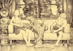Tatsuyuki Tanaka - Cannabis Works