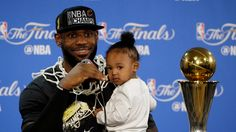 Hear #LeBron on #Cavs win #NBA Title