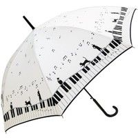 Music & cats such a combination Fancy Umbrella, Clear Umbrella, Vintage Umbrella, Umbrella Wedding, Folding Umbrella, Rain Umbrella, Under My Umbrella, Cute Umbrellas, Paper Umbrellas