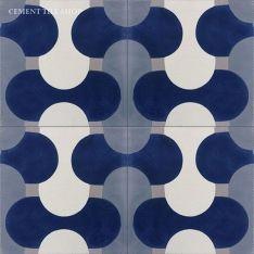 Cement Tile Shop - Encaustic Cement Tile Sea Shell