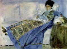 Pierre - Auguste Renoir , Madame Monet