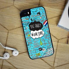 The Fault in Our Stars - TFIOS iPhone 6 Case, iPhone 5S Case, iPhone 5C Case plus Samsung Galaxy S4 S5 S6 Edge Cases - Shadeyou - Personalized iPhone and Samsung Cases