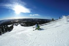 Trysil skisenter, Trysil Norway.   Fantastic skiing and afterski.