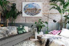 Industrial Design Done Right: New York Loft