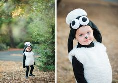 Shaun the Sheep Costume | Aria Photography Blog