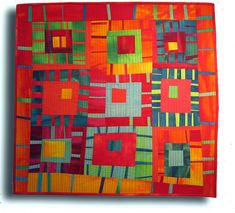 by Melody Johnson Quilts Inspired by Gee's Bend Quilts