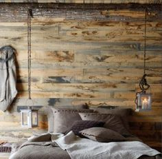 Awesome Wood Wall