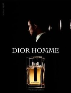 Robert Pattinson for Dior Homme Cologne Ad Campaign