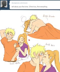 ♡ Ask NaruIno ♡ I don't ship these two but these are pretty good