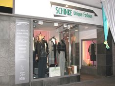 Schinke Unique Fashion von Schinke Couture auf der Königstraße-Krefeld (2007-2012) Kenzo, Unique Fashion, Couture, Shopping, Home Decor, 20 Years, Decoration Home, Room Decor, Haute Couture