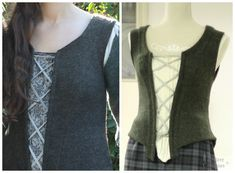 Before and After alteration