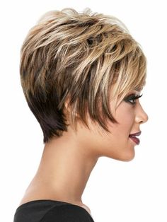 NOW by LuxHair Stacked Bob Heat Friendly Synthetic Wig | VogueWigs