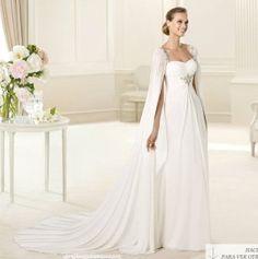 65ef14133 14 mejores imágenes de Vestidos de novia medievales