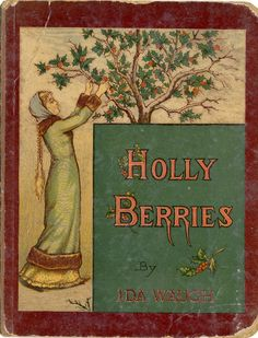 Holly berries - Front Cover 1