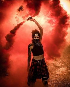 "Enola Gaye Grenade Co. (@smokegrenades) on Instagram: ""By @lincaanna ・・・ #freakshow"" smoke Grenade"