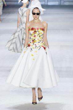 Défile Giambattista Valli Haute couture Automne-hiver 2014-2015 - Look 14