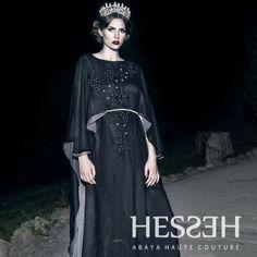 Lavinia for Hesseh Abaya Haute Couture