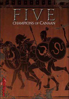 FIVE Champions of Canaan Full Yüklə   http://www.oyunuyukle.net/2016/09/five-champions-of-canaan-yukle.html