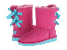 Girls Uggs with Bows   Home :: UGG Boots :: Girls :: Ugg Classic Girl Bailey Bow (Big Kid)us ...