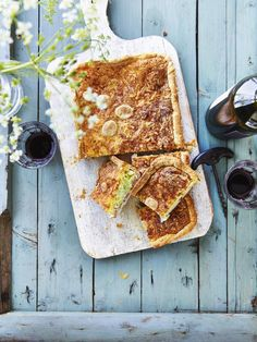 Quiche Lorraine, Quiches, Savoury Baking, French Food, Entrees, French Toast, Bakery, Brunch, Cooking Recipes