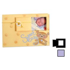 Sizzix Movers & Shapers Magnetic Die - Window, Peek-a-Boo $9.99