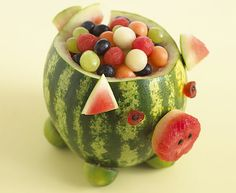 Watermelon Pig 2