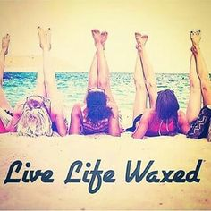 Life should be lived in a hair-free and carefree manner!