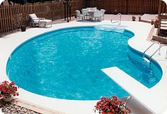 Looking for pool cleaner in Jackson? Paradise Pools & Spas is a family owned pool and spa company specializing in pool repair and maintenance services. For pool salt system, contact us today! Inground Pool Designs, Small Inground Pool, Small Swimming Pools, Small Pools, Swimming Pool Designs, Pools Inground, Pool Spa, My Pool, Porches