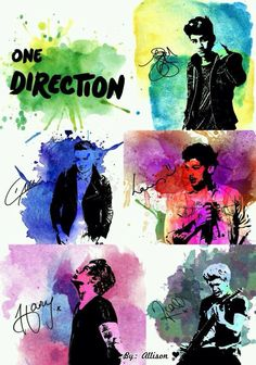 One Direction - Zayn, Liam, Louis, Harry, Niall One Direction Fan Art, One Direction Posters, One Direction Images, One Direction Drawings, One Direction Niall, Direction Quotes, One Direction Wallpapers, One Direction Lockscreen, Imprimibles One Direction