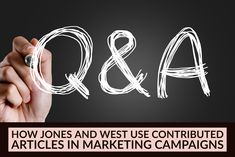 Client Success: How JONES Helped West Maximize Thought Leadership For Marketing How to build a thought leadership program that earns media placement and generates leads. Leadership Programs, Inbound Marketing, Lead Generation, Campaign, Success