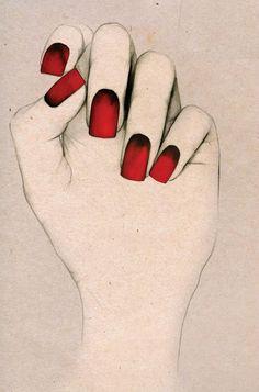 Nails by Elisa Mazzone
