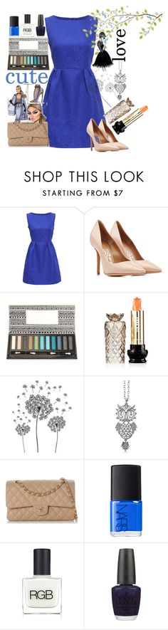 """""""DARK COLORS"""" by nana336 ❤ liked on Polyvore featuring Salvatore Ferragamo, Anna Sui, jcp, BERRICLE, Chanel, NARS Cosmetics, RGB Cosmetics, OPI, Brewster Home Fashions and Tiffany & Co."""