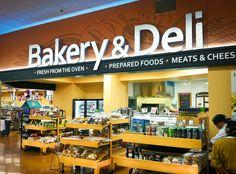 Interior Grocery Store | Supermarket Interior Upgrade | Grocery Store Decor Design | Bakery & Deli Design by I-5 Design & Manufacture, via Flickr