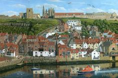 South Yorkshire, Yorkshire England, Yorkshire Dales, Whitby England, Whitby Abbey, Duke Of York, Photorealism, Vacation Trips, Vacation Travel