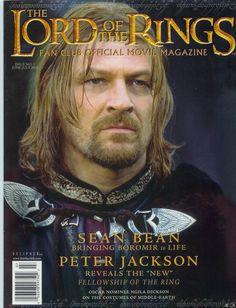 Boromir -- Sean Bean -- Lord of the Rings Fellowship Of The Ring, Lord Of The Rings, Tim Burton, Films Western, Eddard Stark, Sean Bean, Aragorn, Legolas, The Hobbit Movies