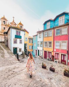 Walking into Candyland 🍭 ~ Just arrived home, back from my first trip of the year to Porto and Douro Valley - Portugal never ceases… Best Places In Portugal, Visit Portugal, Portugal Travel, Day Trips From Porto, Douro Valley, Best Instagram Photos, Instagram Worthy, Travel Inspiration, Places To Visit