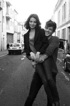Esther Comar et Martin Cannavo