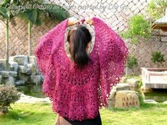 crochet shawl pattern2 400x300 10 Terrific Crochet Shawl Pattern Designers and their Most Popular Patterns