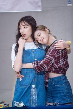 WJSN - Eunseo & Xuan Yi