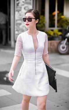 Hương Tràm quyết tâm giảm cân để mặc sexy - 11