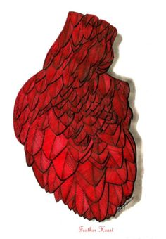 'Feather Heart'